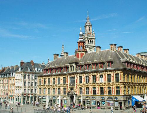 Chercher taxi sur Lille et sa métropole