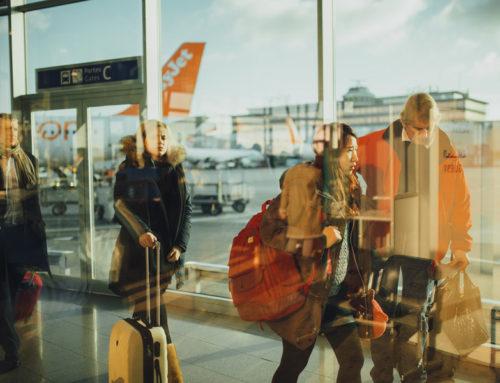 Votre réservation de navette à destination de l'Aéroport Lille / Lesquin